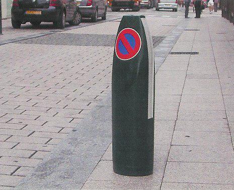 Produits divers de signalisation for Protector parking carrefour